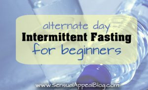 alternate day fasting plan