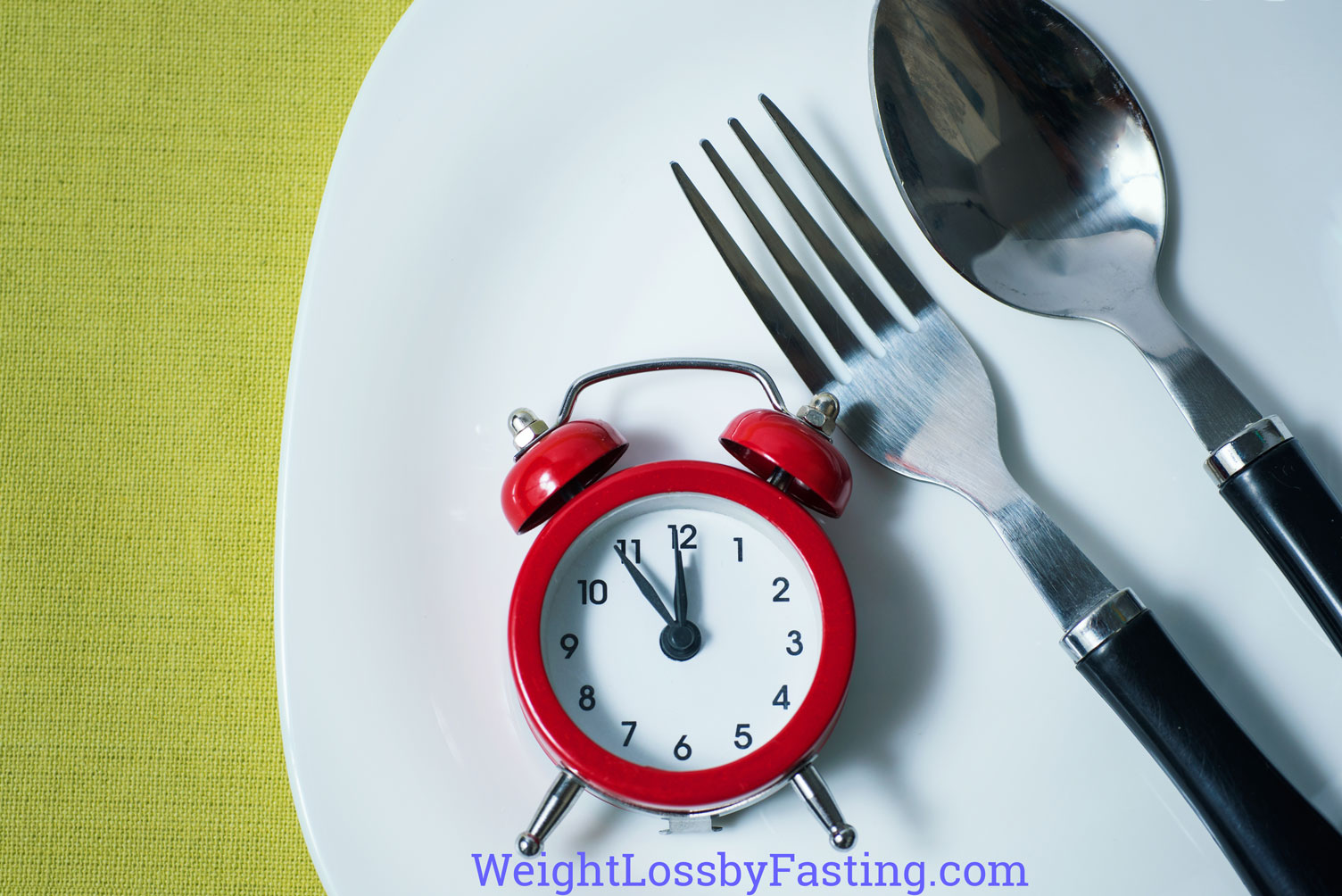 weight loss by fasting